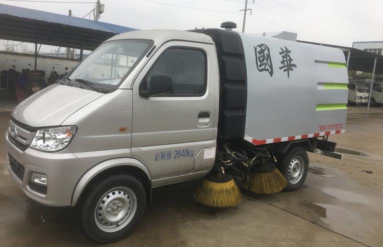 长安0.5方水1.5方尘扫路车图片1