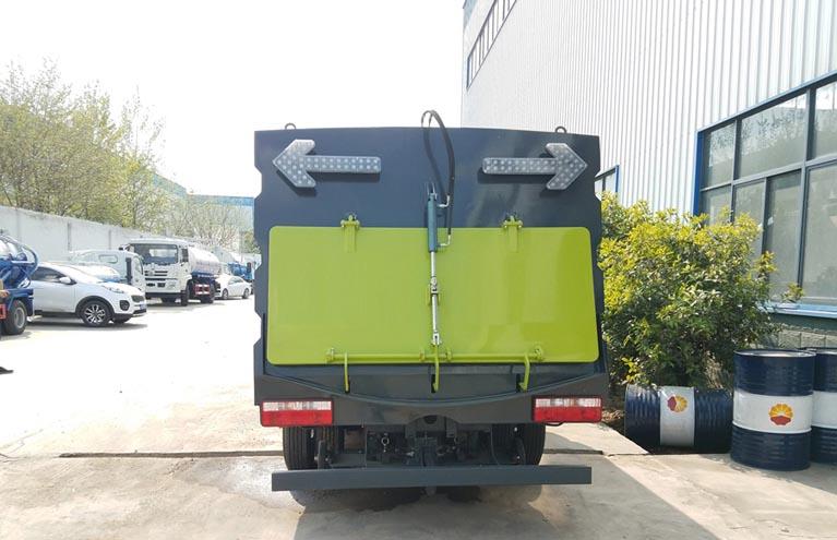 东风小多利卡1.5方水4方尘扫路车图片4