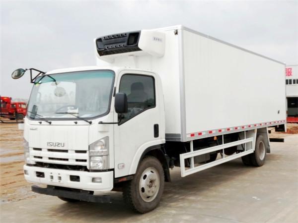 「天博tianbo」五十铃700P冷藏车(厢长5.7/6.1/6.8米)
