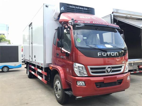 福田奧鈴冷藏車(廂長6.1米)