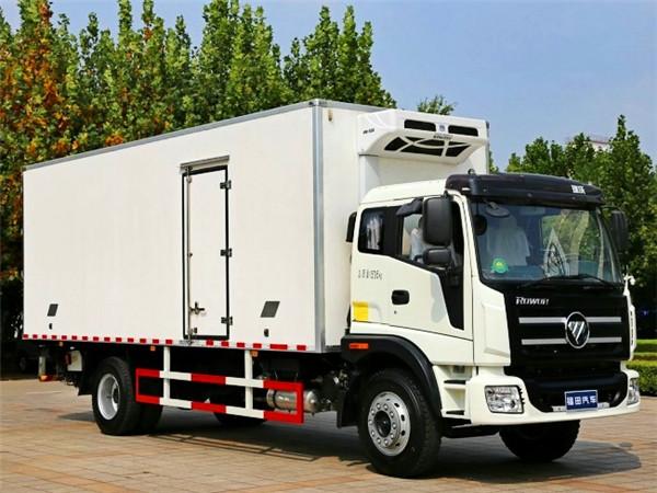 福田瑞沃冷藏车(厢长6.8米)