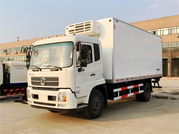 東風天錦冷藏車(廂長6.1米)
