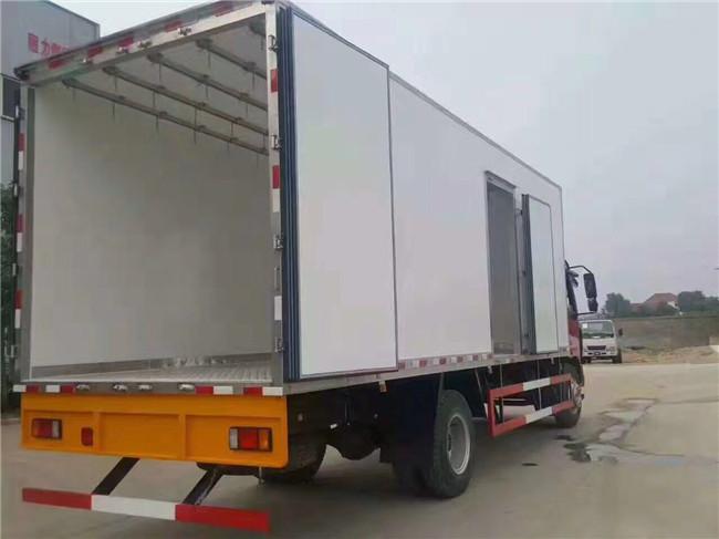 柳汽乘龙冷藏车(厢长6.8米)图片5