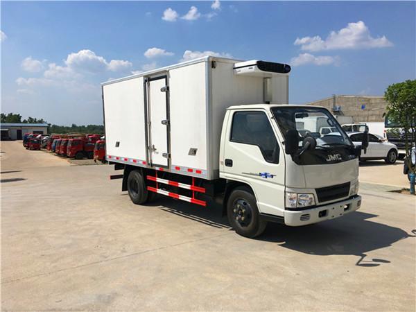 江铃新顺达国五冷藏车(厢长4.2米)