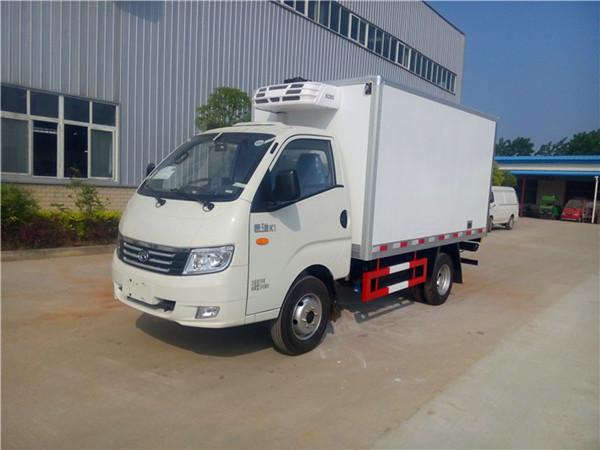 福田康瑞K1冷藏车(厢长3.5米)