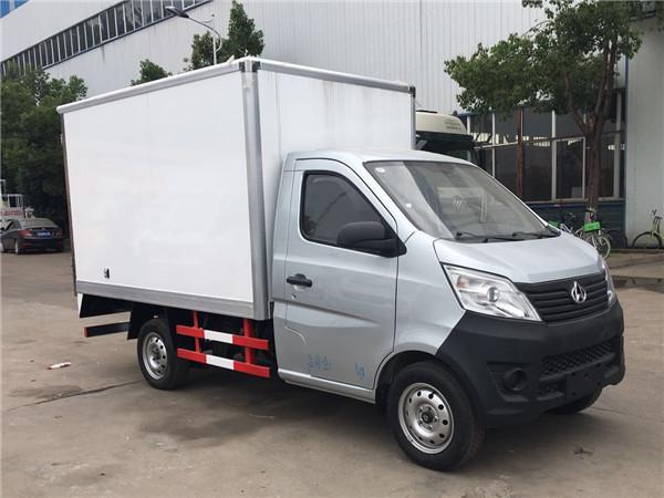 长安单轮小型冷藏车(厢长2.7米)