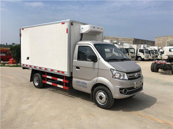 长安双轮小型冷藏车(厢长2.9米)
