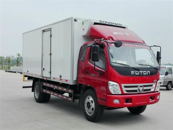 解放虎VH/J6F冷藏车(厢长5.2米)