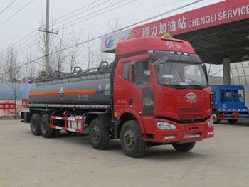 16.2方盐酸,稀硫酸解放前四后八腐蚀性物品罐式运输车