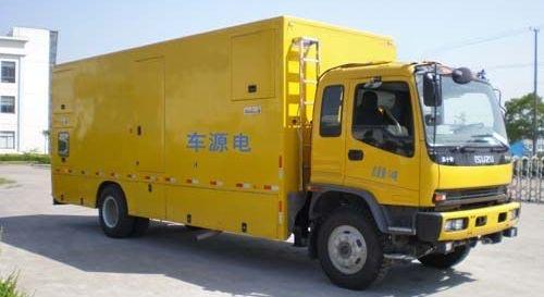4500型国四庆铃电源车