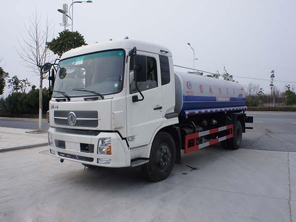 現車(12-15噸)東風天錦灑水車