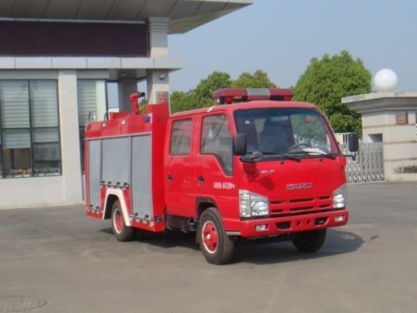 JDF5072GXFSG20C型水罐消防车