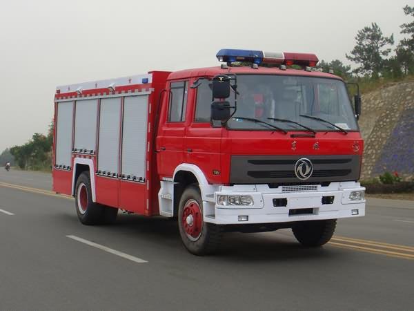 JDF5150GXFSG60E型水罐消防车