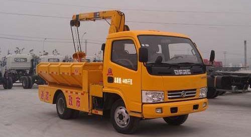楚飛牌CLQ5040TQY4型清淤車