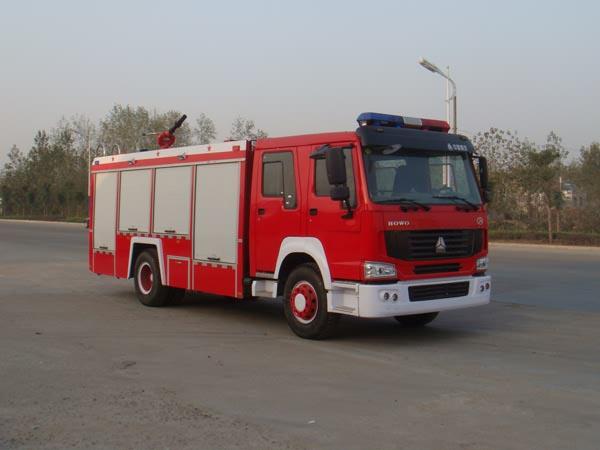 JDF5190GXFPM70Z型泡沫消防车
