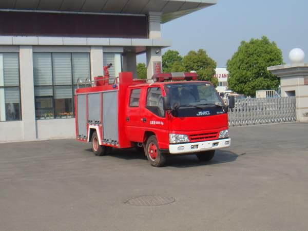 江铃1.8吨位水罐消防车