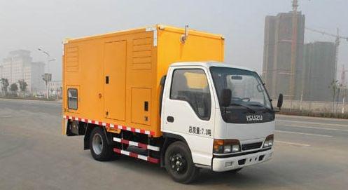3815型国四庆铃电源车