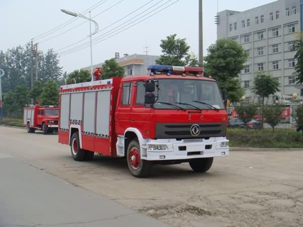 JDF5150GXFPM60E型泡沫消防车