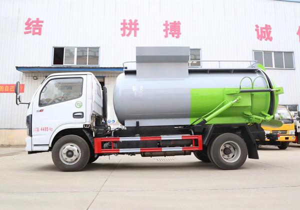 国六东风5方餐厨垃圾车图片3