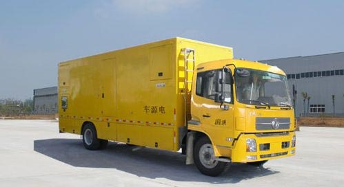 5600型东风天锦国四电源车