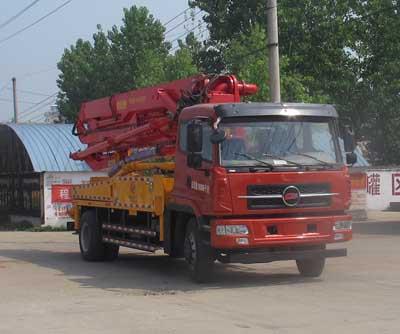 28米混凝土泵车