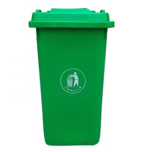 120L 10KG 垃圾桶 垃圾车专用塑料挂桶