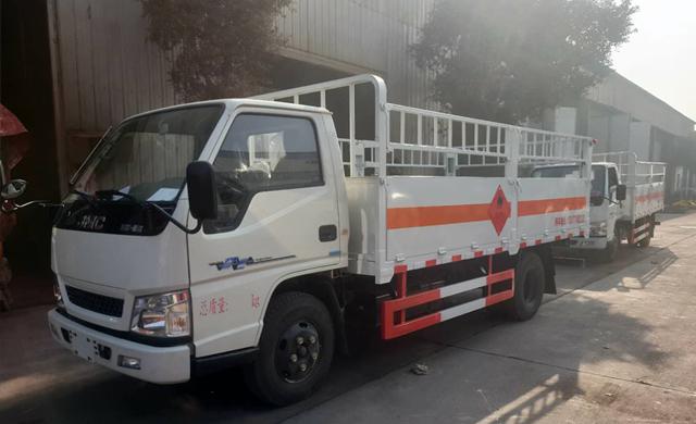4.1米江铃气瓶运输车