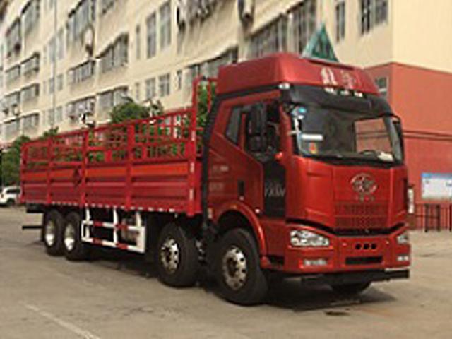 9.3米解放J6气瓶运输车