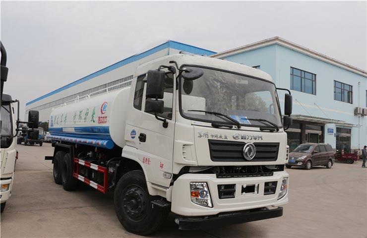 「tianbo客户端」东风20方绿化喷洒运水车