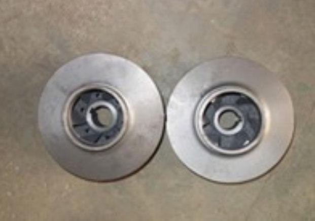 洒水泵叶轮—洒水车配件