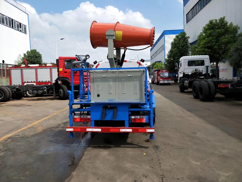 5吨东风喷雾降尘洒水车图片4