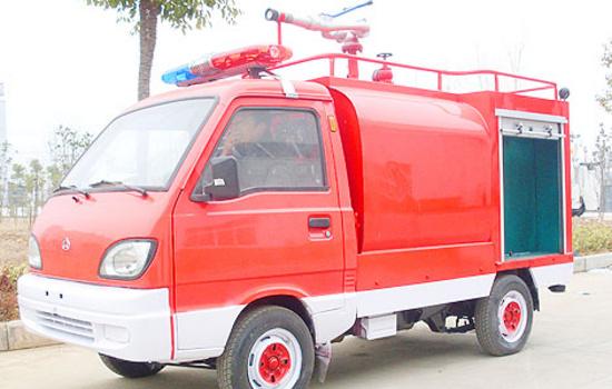 长安消防洒水车